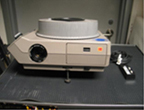 35 mm slide projector
