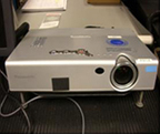 xga data/video projector 2000