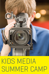 BCIT Kids Media Summer Camp