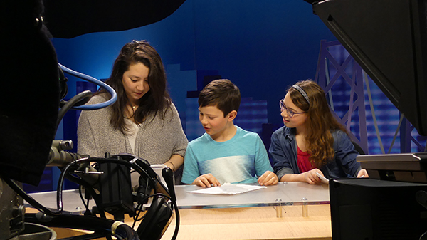 BCIT Broadcast Summer Camps for Kids