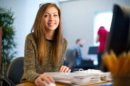 BCIT : : Office Administrator with Technology Program (OAT): Full ...