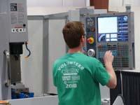 BCIT : : CNC Machinist Technician: Full-time/Cooperative Education