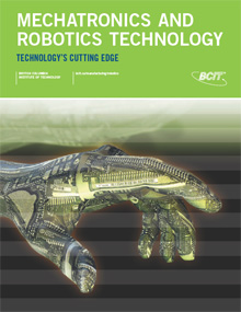Mechatronics and Robotics Technology brochure