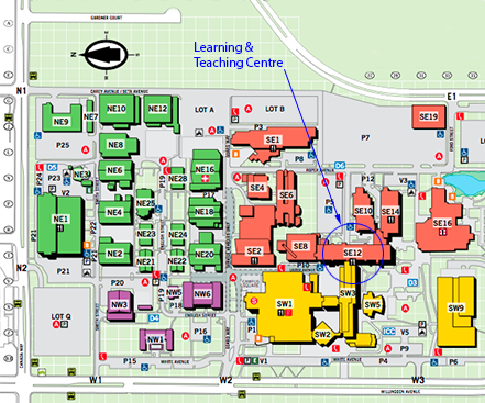 Bcit Burnaby Campus Map List of Synonyms and Antonyms of the Word: Bcit Burnaby