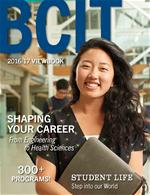 2016/2017 BCIT Viewbook