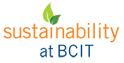 sustainability at BCIT