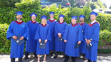 2017 June Technology Management graduates