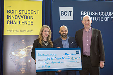 bcit case study competition