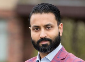 TMGT Grad and BCIT Cyber Security Officer, Sunny Jassal