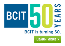 BCIT is turning 50. Learn more.