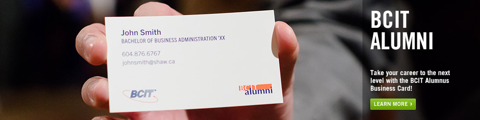 Alumni Business Cards