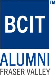 BCIT Alumni Fraser Valley logo