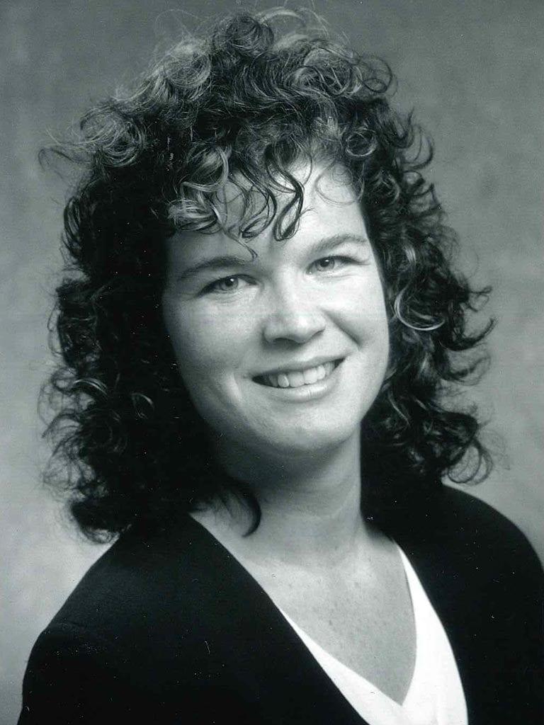 Portrait of Nancy Paris-Seely circa 1996