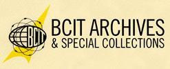 BCIT Archives & Special Collections logo 1966