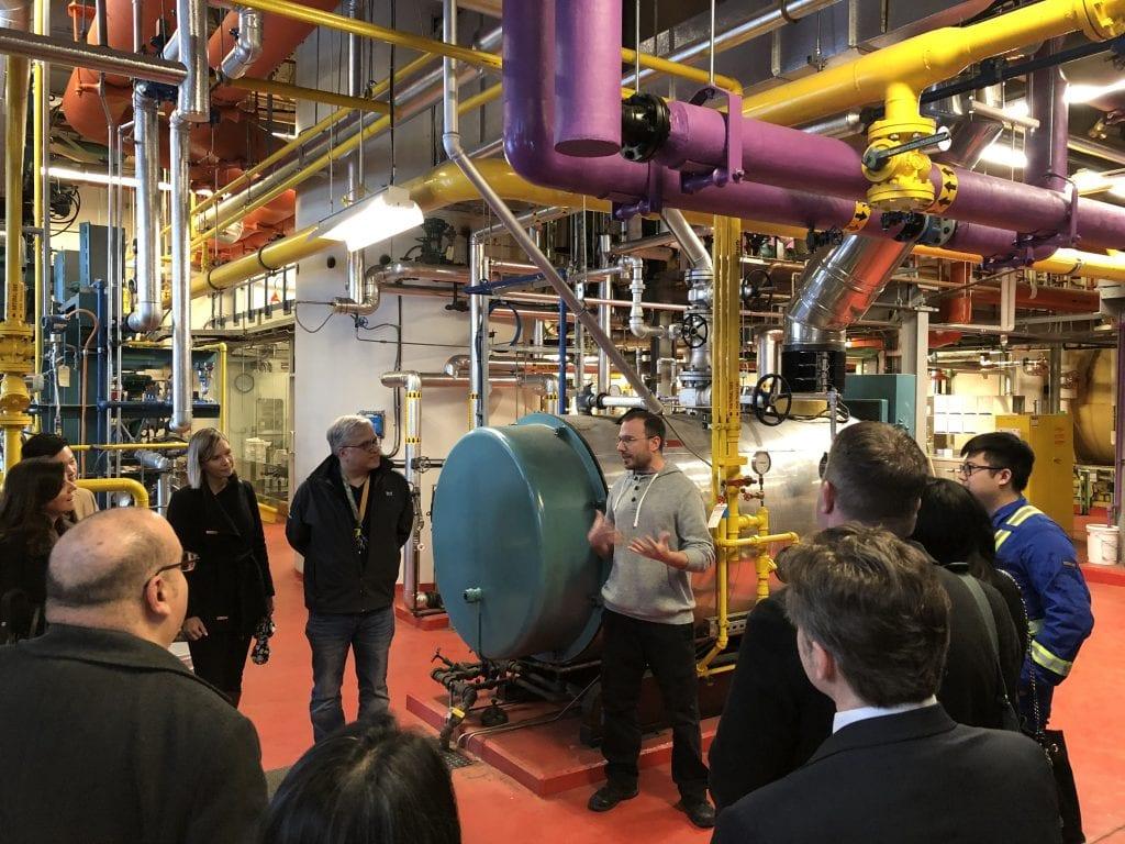 Power engineering boilers