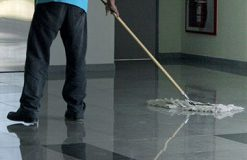 Large image of person mopping the floor.