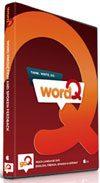 Logo for wordq grammar & writing support.