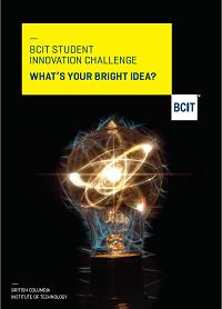 Student innovation challenge.