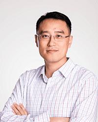 Photo of dr. xiaohui zhang.