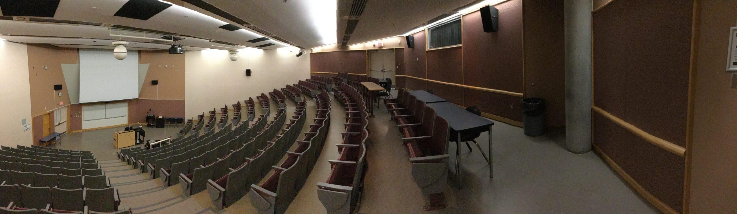 TELUS Theatre - Building SE06, Room 233