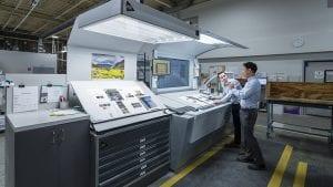 BCIT Graphic Communications Technology Management