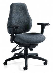 Global Tritek Ergo Select chair.