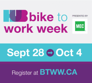 Bike to Work Week