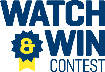 BCIT Watch & Win Contest logo
