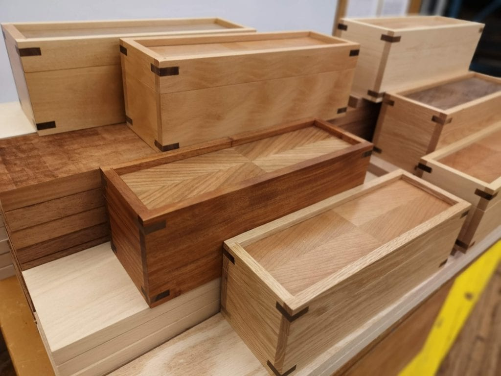 joinery student work