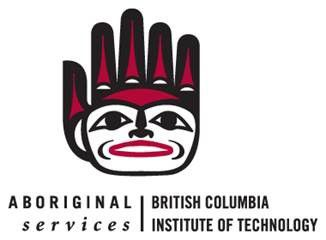 Logo of Aboriginal Services BCIT