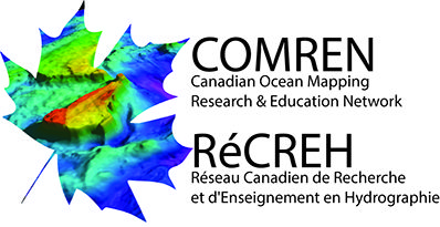 Logo for the Canadian Ocean Mapping Research & Education Network