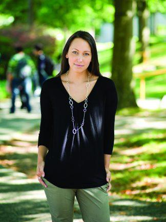 Gabrielle Guidolin Bachelor of Science Degree in Nursing Kelowna Metis