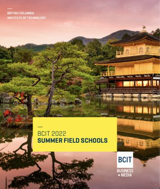 BCIT Field School Brochure