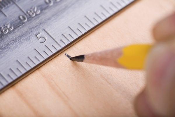 Measuring Close-Up